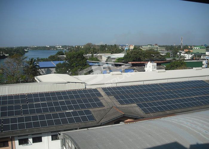 solar panel roof mounts for Asbestos sheets roof