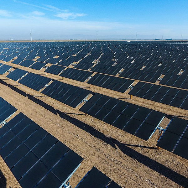 7 photovoltaic villages were connected to large power grid in Xinjiang at the end of June